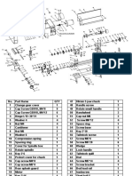 C1 Parts Diagram and List 2012
