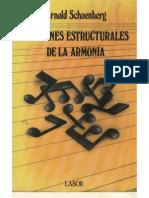 Funciones Estructurales de La Armonia Arnold Schoenberg