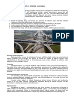 1-2-3 Assignment Highway Transportation System 3 Handouts & Assignment