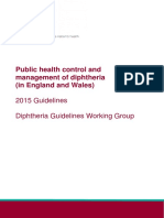 Diphtheria Guidelines Final