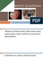 Cara Merawat Glaukoma