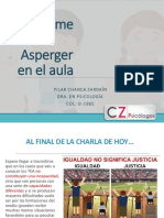 Czpsicologos-charla Asperger Cpr Torrelavega