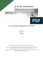 Manual Comisiones para campaña evangelistica