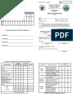Report Card_grades 4 - 6