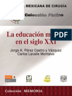 La Educacion Medica en El Siglo XXI CPAMC Booksmedicos.org