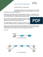 Lab 6 (Impresso) - Roteadores - Comandos Básicos