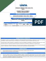 Ficha Para Práctica Docente III y IV