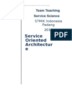Ch10. Service Oriented Architecture
