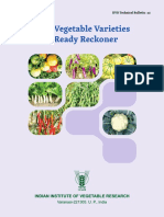 5. IIVR Vegetable Variety a Ready Recknor