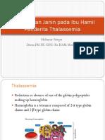 2. Dr Makmur - Pemantauan Janin Ibu Thalassemia