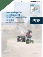 Orissa Plan