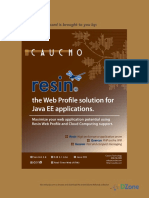 Caucho Resin Java EE 6 Web Profile App Server.pdf