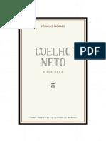 Coelho Neto e Sua Obra, Péricles Moraes