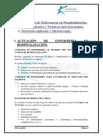 Tema 25. Procedimientos de Enfermería Alc