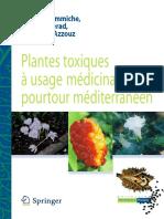 Plantes Toxiques a Usage Medicinal Du Pourtour Mediterraneen Sommaire