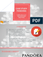 pandora case study- slides