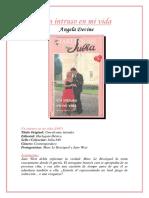 Angela Devine - Un Intruso en Mi Vida