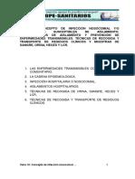 Tema 16 Infección Nosocomial