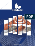 Kablotel Catalogue