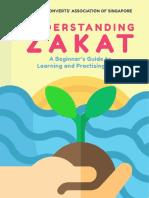 Understanding Zakat Booklet