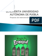 Escuela ecologica