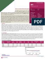 Himadri Chemical Research Report