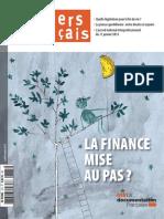 (Juillet-Août 2013) Coll.-cahiers Français 375 La Finance Mise Au Pas-La Documentation Française (2013)
