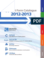 Circontrol Short Form Catalogue 2012_2013