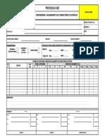Prt-iiee-pc- 001 _ Pruebas de Continuidad y Aislamiento en Conductores Electricos