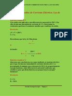 Ejercicios Resueltos de Corriente Electrica Ley de Ohm[1]