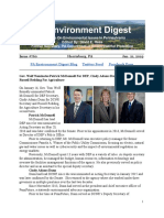 Pa Environment Digest Jan. 21, 2019