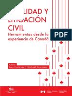Juan Carranza & Michael Rosenberg - Oralidad y Litigación Civil