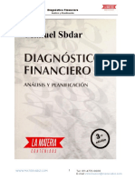 Diagnostico Financiero Analisis y Planificacion