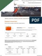 Bagagem Despachada e de Mão _ GOL Linhas Aéreas Inteligentes