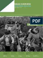 Ukraine Humanitarian Overview Jan-may-2017 20170629