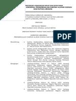 Perdirjen p.3.2017 Juknis Penyusunan Data Spasial Lahan Kritis