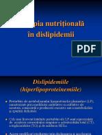 Alimentatia in Dislipidemii