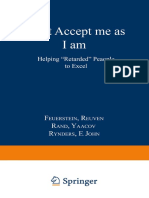 """Reuven Feuerstein, Yaacov Rand, John E. Rynders (Auth.) - Don't Accept Me as I Am_ Helping """"Retarded"""" People to Excel (1988, Springer US)"""