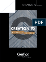 Gerflor Card Creation Exclusive Edition Creation 70 Intl PDF 348