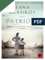 Sana Krasikov - Patriotii