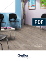Gerflor Brochure Finishing Solutions Special Lvt en PDF 348