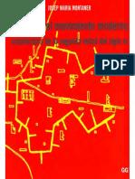 MONTANER, Josep María - Después Del Movimiento Moderno - Primera Parte 1930-1965