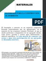 6.- El Hormigon