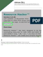 Cómo Editar Archivos DLL