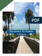 Encuentra Tu Pasión Workbook