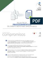 MUI Relacion Procedimientos Ámbito Industrial