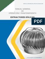 Manual eolico