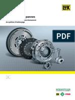 Diagnostics de pannes. Guide des anomalies de fonctionnement du système d embrayage.pdf