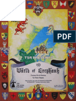 Greyhawk - World of Greyhawk Folio