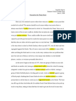 Thesis Statements For Persuasive Essays  Argumentative Essay High School also Thesis Example Essay Conflict And Conflict Management Analysis In The Movie  Essay On Science